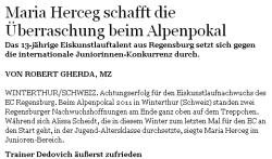 Mittelbayerische Zeitung vom 24.10.2011