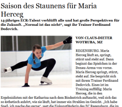 Mittelbayerische Zeitung vom 03.04.2012