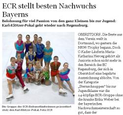 Mittelbayerische Zeitung vom 06.12.2012